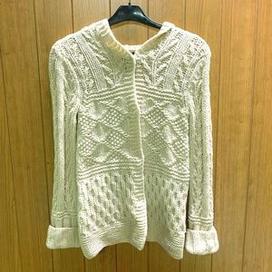 American Eagle Chunky Hand Knit Sweater